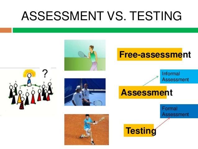 Test Assessment Testing Free-assessment