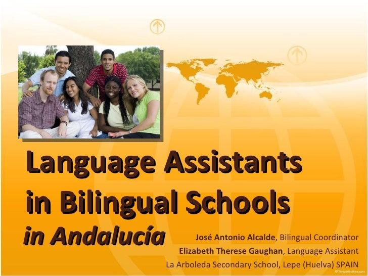 Language Assistants