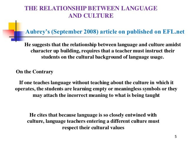 relationship between race and language