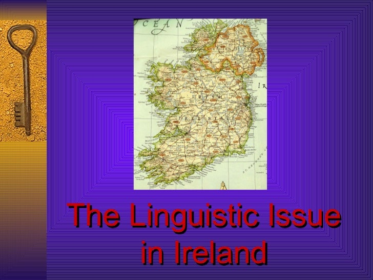 Language ireland