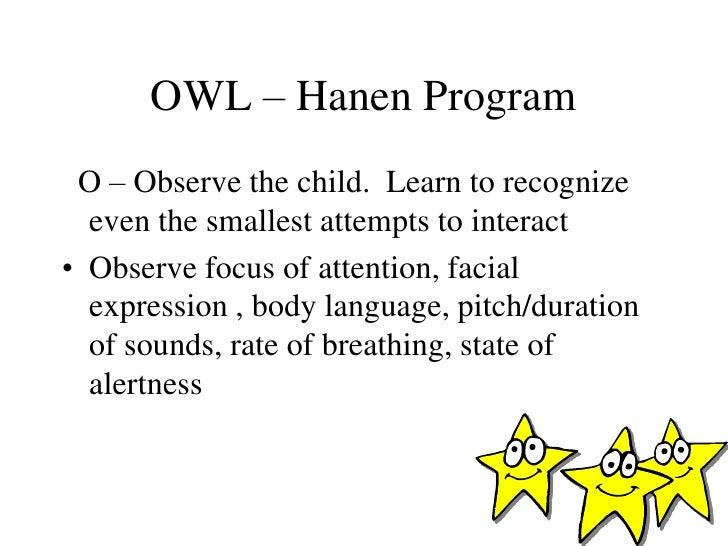 Owl Body Language Body Language