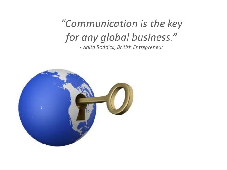 communication is the key to success essay Personal trainer, clients - communication as key to success for the client-trainer relationship.