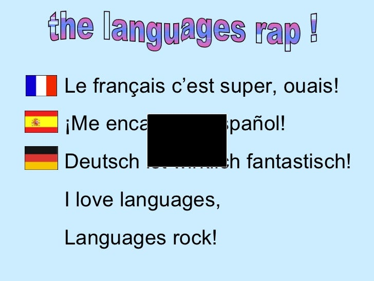 Languages Rock!