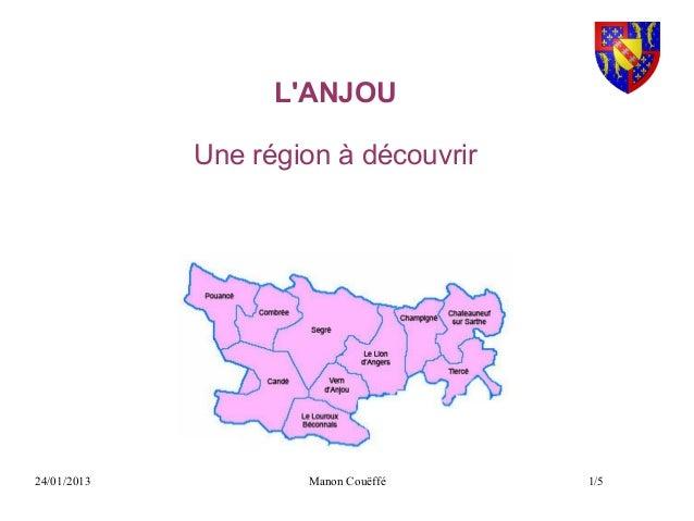 LANJOU             Une région à découvrir24/01/2013           Manon Couëffé    1/5