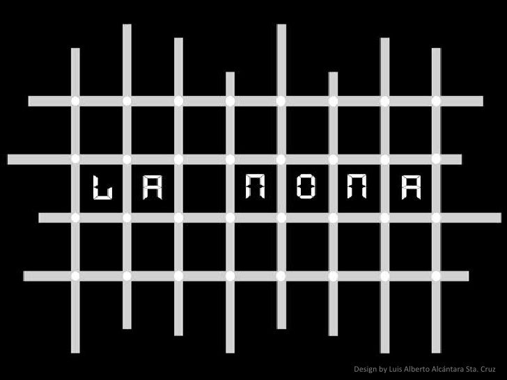 Design by Luis Alberto Alcántara Sta. Cruz<br />