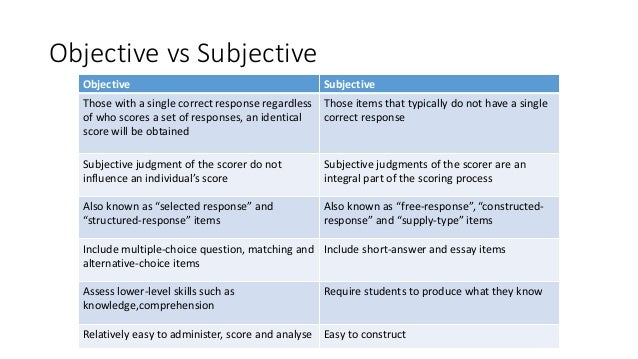 assessments formal or alternative essay Assessment — alternative forms of formative &summative assessment 3 thinking about how best to assess students and tutor-marked essays and reports the.