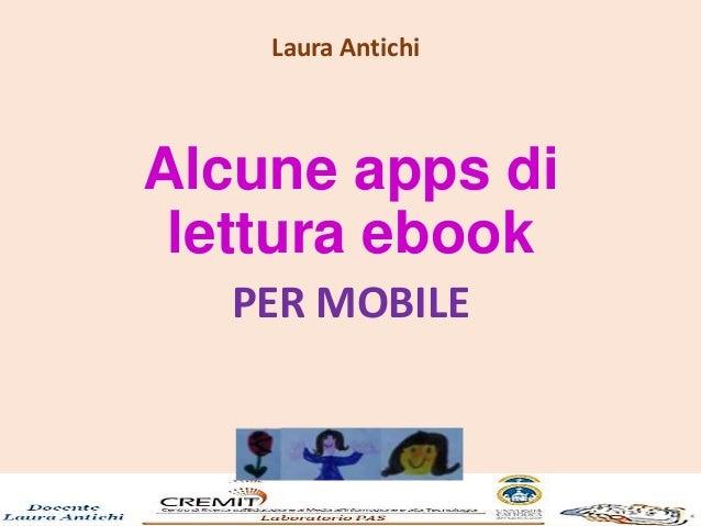 Lantichi reader mobile