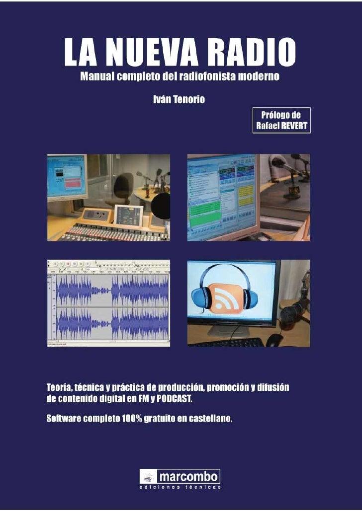 La Nueva Radio   IváN Tenorio