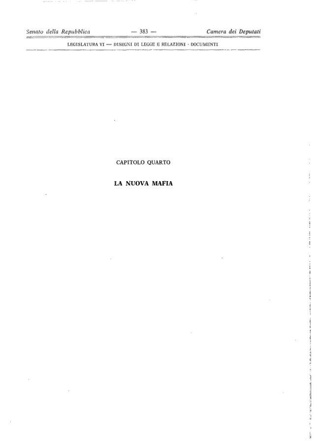 Senato della Repubblica  — 383 —  Camera dei Deputati  LEGISLATURA VI — DISEGNI DI LEGGE E RELAZIONI - DOCUMENTI  CAPITOLO...