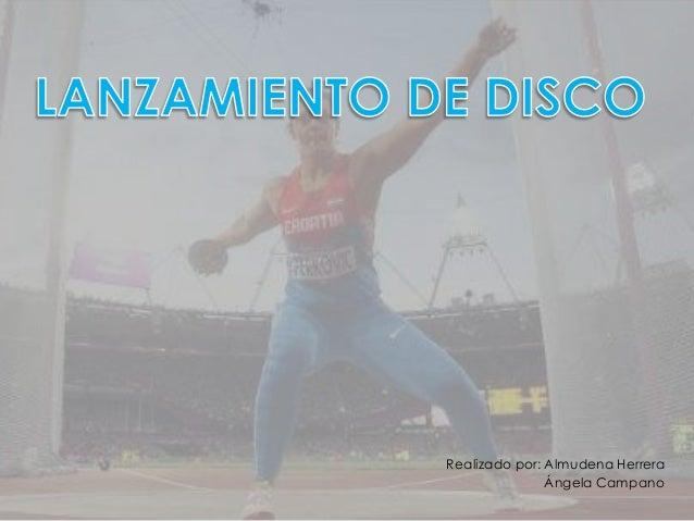 Realizado por: Almudena Herrera               Ángela Campano