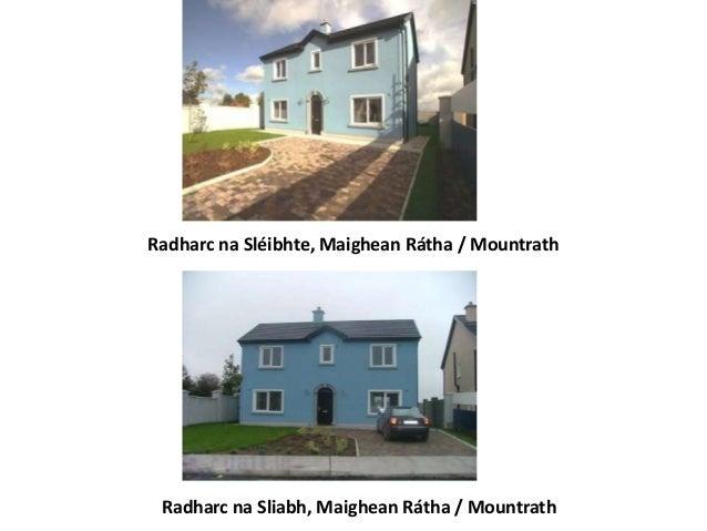 Radharc na Sléibhte, Maighean Rátha / Mountrath  Radharc na Sliabh, Maighean Rátha / Mountrath