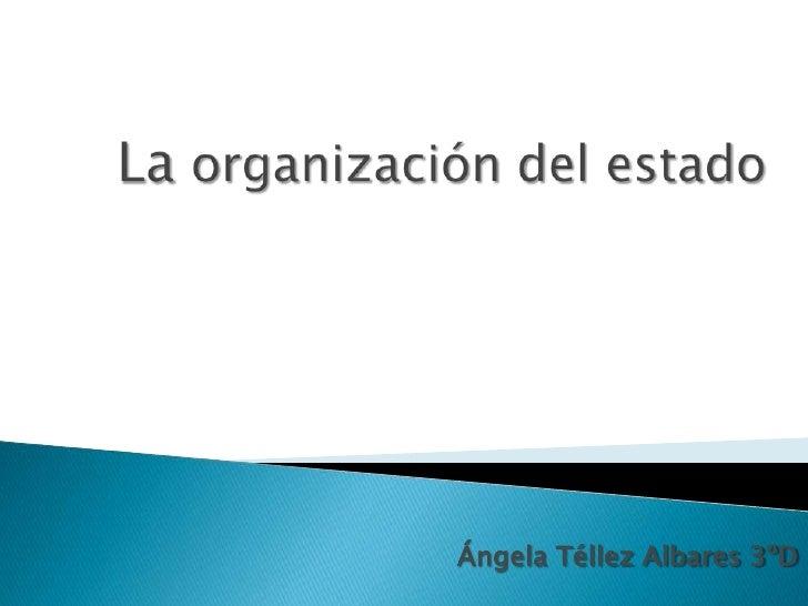 Ángela Téllez Albares 3ºD