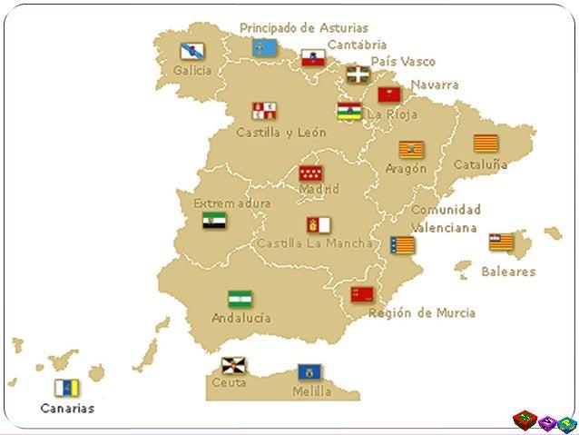 La organizacion del estado español