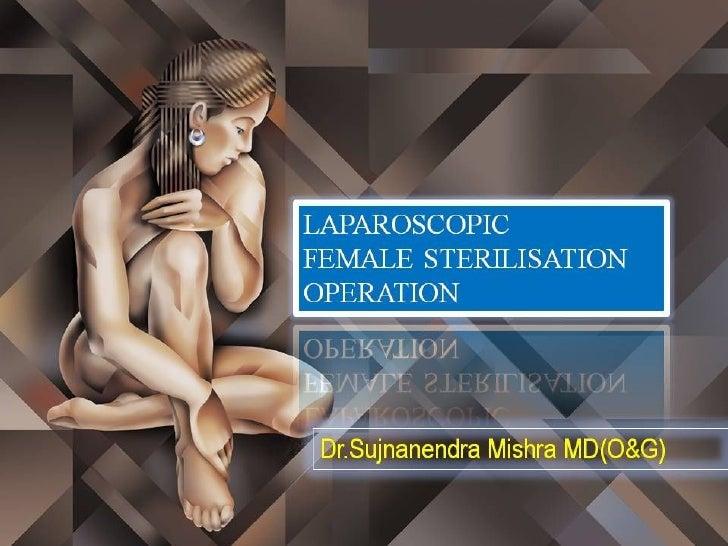 Lap.Female Sterilisation
