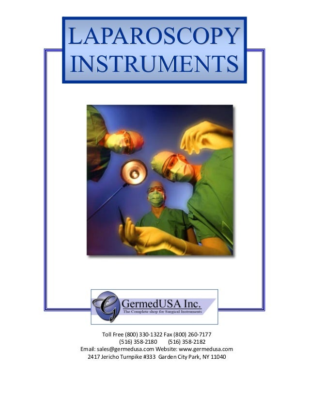 Laparoscopy Surgical Instruments catalog