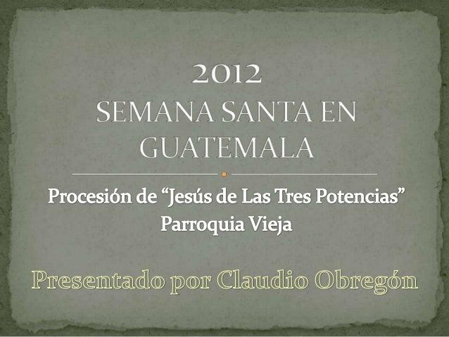 """Marcha Fúnebre Guatemalteca     que se escucha en esta          Presentación:       """"Ternura Infinita""""Autor: Presbítero..."""