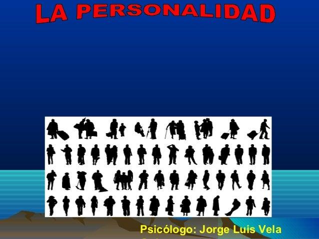 La  personalidad 2013