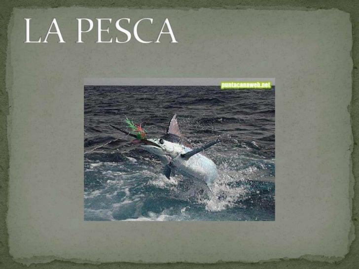 La pesca en España