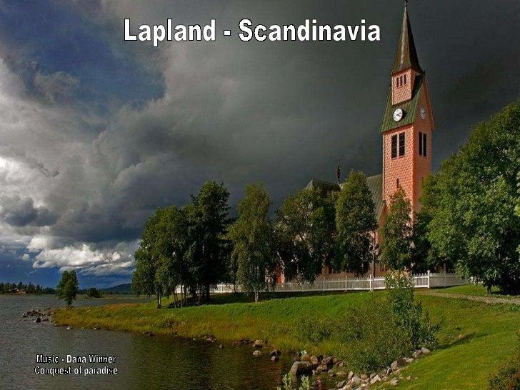 Lapland   scandinavia