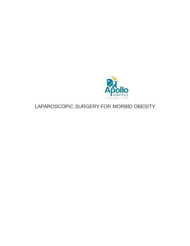 LAPAROSCOPIC SURGERY FOR MORBID OBESITY