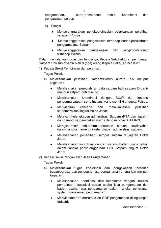 Contoh Laporan Kegiatan Bulanan Security Laporan Bulanan Jan 2012 Dit Binmas Polda Jabar