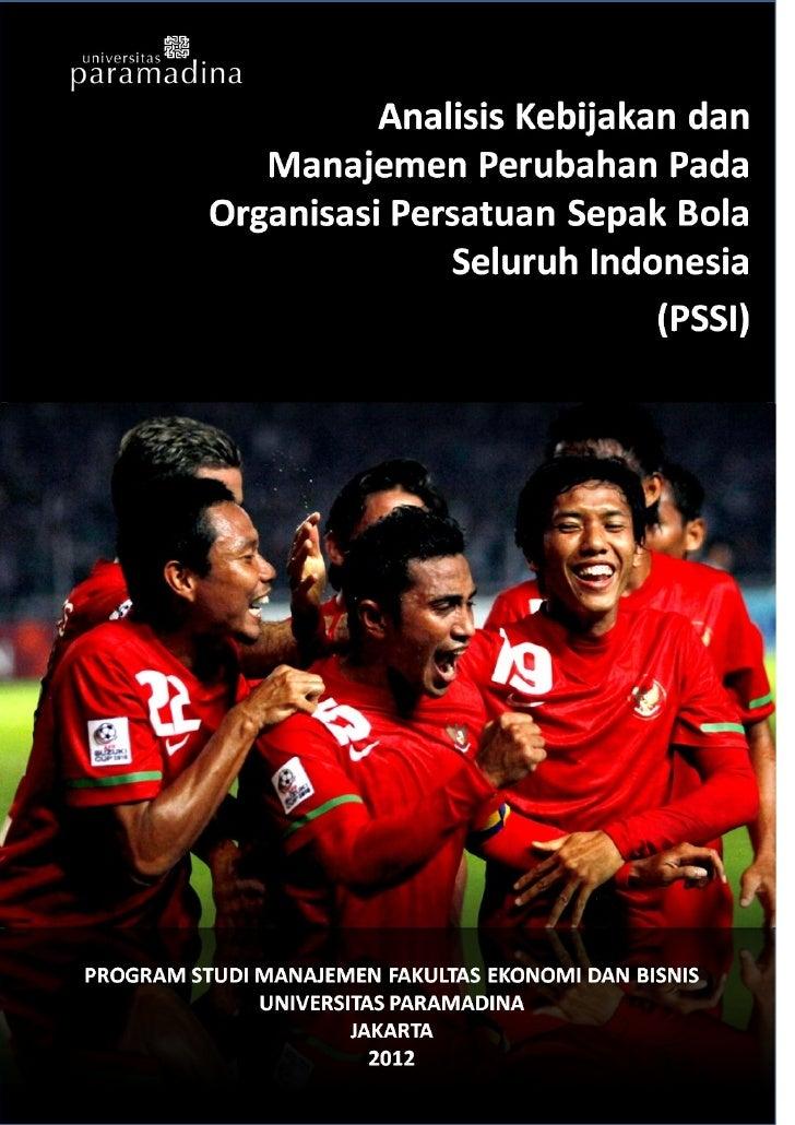 Laporan PSSI Final