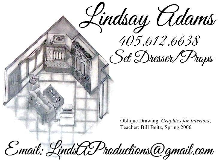Lindsay Adams Portfolio 4/22/10