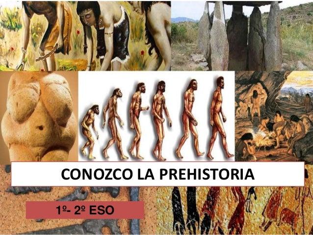 Conozco la Prehistoria