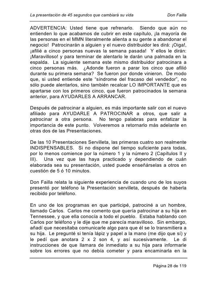 presentacion servilleta 45 segundos pdf
