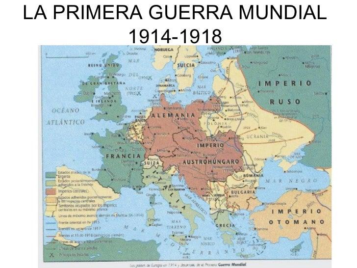 1914 guerra mundial: