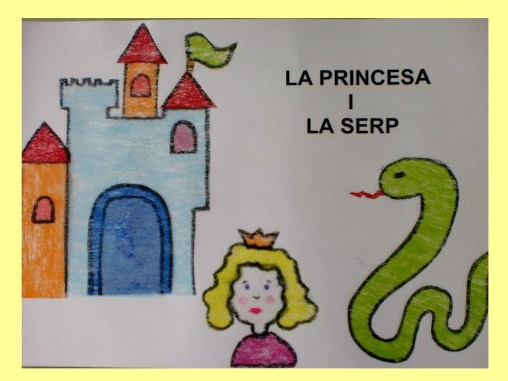 La princesa i la serp p3 sant jordi