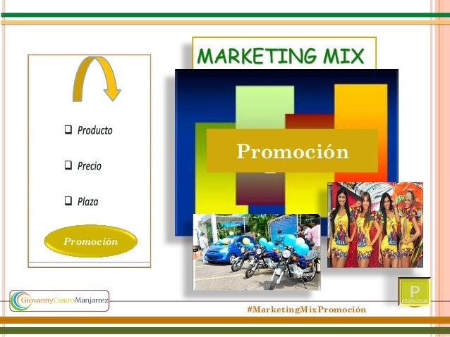 MarketingMixPromocion