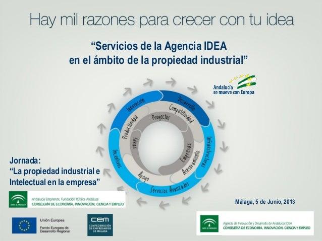 La propiedad industrial e intelectual en la empresa