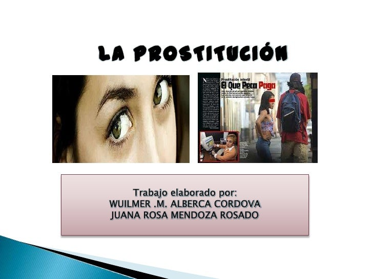 prostitución en Jaén Cajamarca