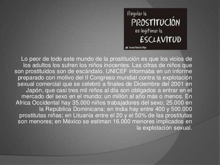 prostitutas mexico prostituirse