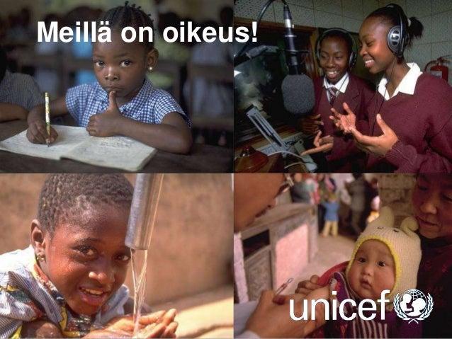 lapsen oikeudet ja velvollisuudet Tornio