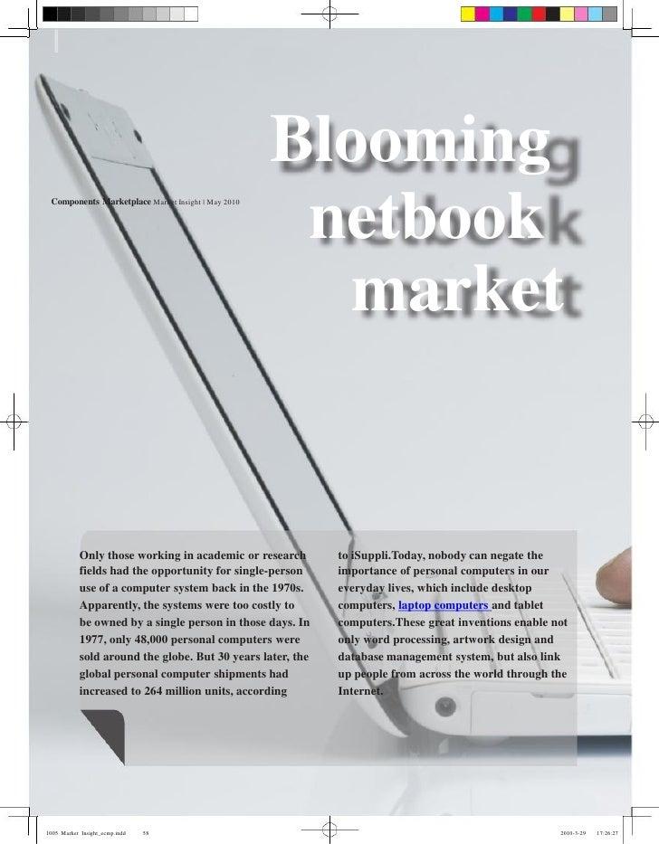 Laptop market insight global market