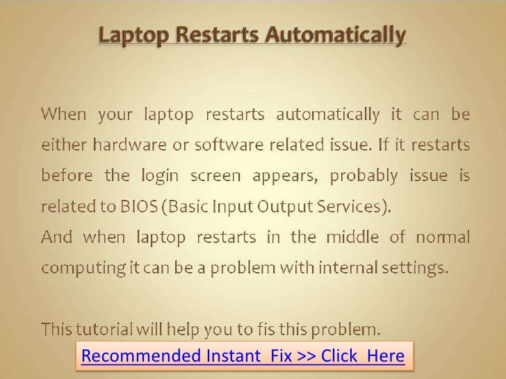Recommended Instant Fix >> Click Here