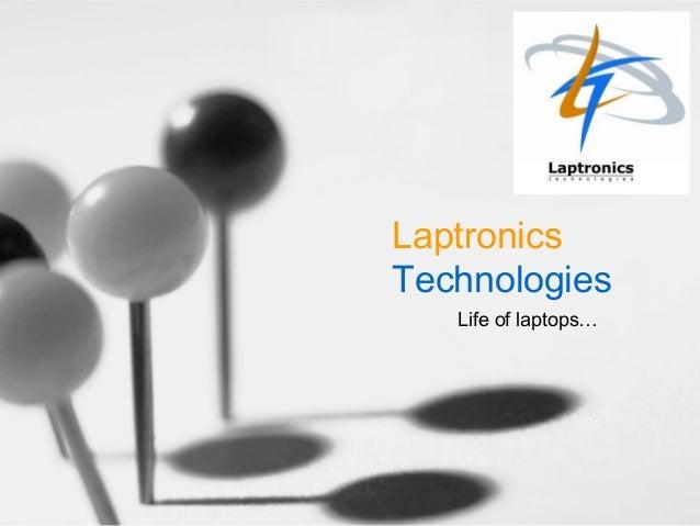 Laptop service In Chennai