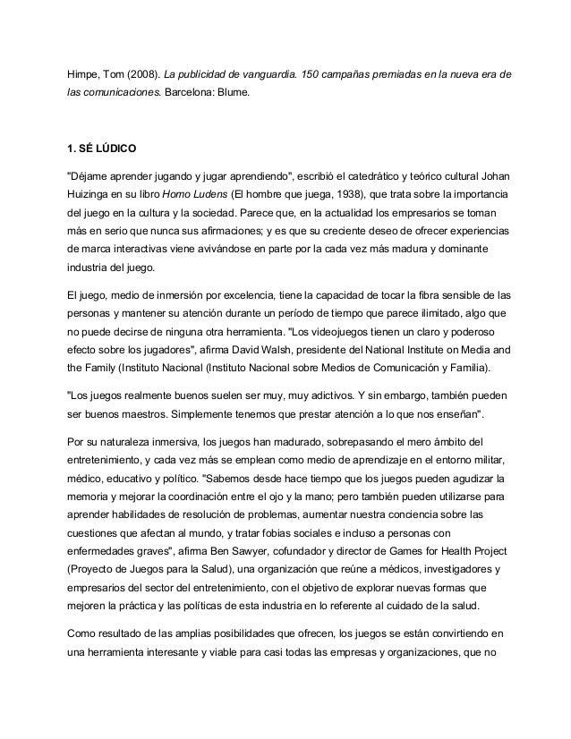 Himpe,Tom(2008).Lapublicidaddevanguardia.150campañaspremiadasenlanuevaerade lascomunicaciones.Barcelona:...