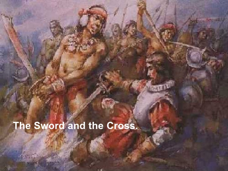 The Sword and the Cross.