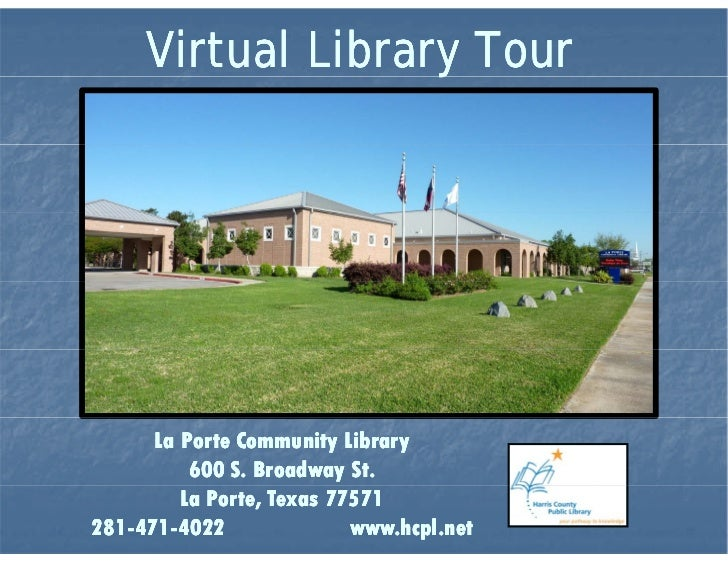 Upload login signup for Laporte county public library