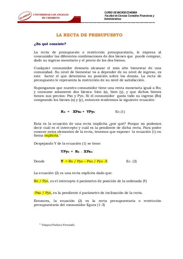 CURSO DE MICROECONOMIA                                                                                             Faculta...