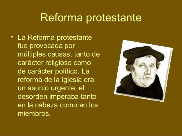 Cuando inicio la reforma protestante yahoo dating 5