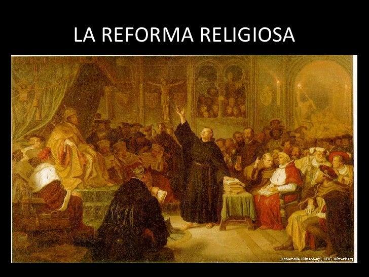 La reforma religiosa - Fotos de reformas ...