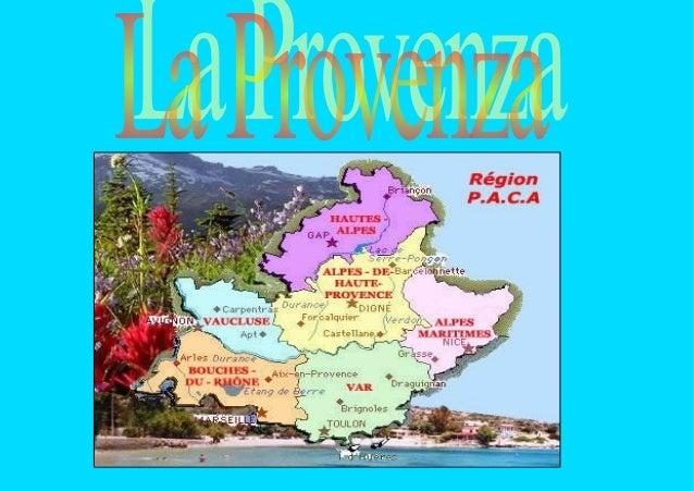 La situaciLa situacióón geogrn geográáficafica La región «PACA» se encuentra al sureste de Francia. Esta región se carac...