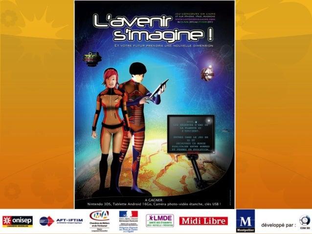 L'avenir s'imagine !Remise des prix du 22 mai 20139ème édition
