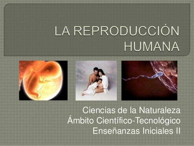 Ciencias de la Naturaleza Ámbito Científico-Tecnológico Enseñanzas Iniciales II