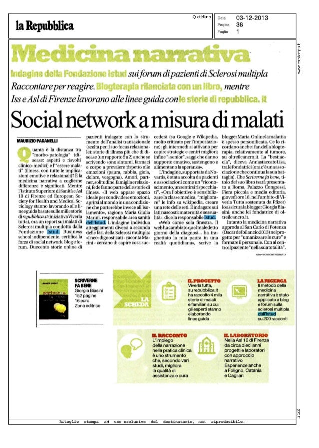 110232  www.ecostampa.it  Quotidiano