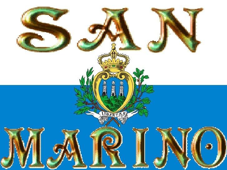La Republica de San Marino, Iitaly